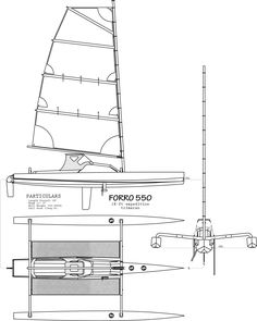 is a folding expedition trimaran still in development. She already had significant press coverage with an article in Small Craft Advisor Magazine. Yacht Design, Boat Design, Boat Building Plans, Boat Plans, Sailing Kayak, Fast Boats, Build Your Own Boat, Yacht Boat, Dinghy