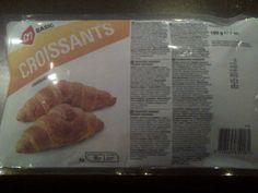 Croissants van AH Basic zijn melkvrij en lactosevrij