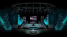 PHOTO GALLERY - FLY DEFY GRAVITY STAGE DESIGN