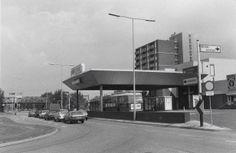 Busstation Dukenburg 1990