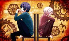 Mafumafu and Soraru ♥