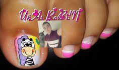 La imagen puede contener: una persona Persona, Robin, Manicure, Finger Nails, Toe Nail Designs, Best Nails, Pedicures, Feet Nails, Nail Bar