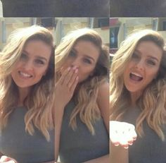 Sending a Perrie kiss to @EvaneSabri <3