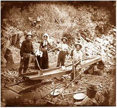 Miners in the west