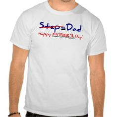 Happy Step-Father's Day 1 - T-Shirt