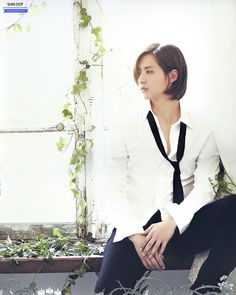 CNU/Shinwoo 신우 from B1A4 비원에이포 (Once again, cosplay inspiration~)
