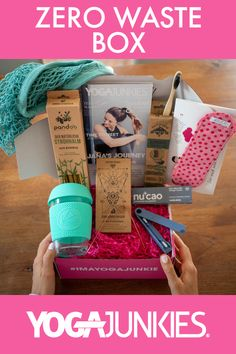 We make zero waste living easier with our September Zero Waste box. Use the link to check out this amazing box filled with sustainable and reusable replacements for those nasty single use plastics. Yoga Supplies, Neon Bag, Reusable Coffee Cup, Vegan Snacks, Zero Waste, September, Box, Link, Amazing