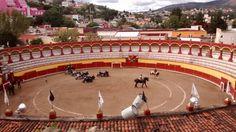 Plaza de toros, Tlaxcala, Mex.