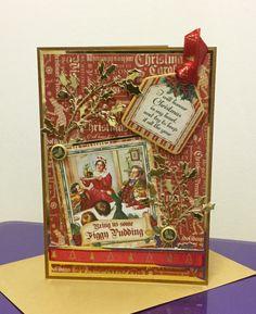 A Christmas Carol, Graphic 45