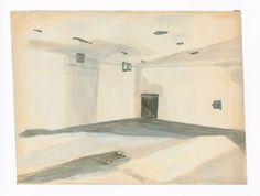 Gaskamer (Gas Chamber), 1986, oil on canvas, The Over Holland Collection. In honor of Caryl Chessman
