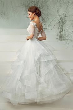 21 Wedding Dresses Inspirations For You Personally - Types Of Wedding Gowns