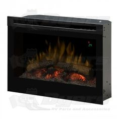 """43"""" Dimplex Lacey Wall Mount Electric Fireplace"""