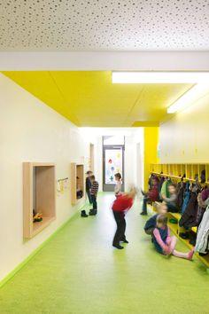 Susanne Hofmann Architects BDA: Lichtenbergweg Kindergarten, Lipsia