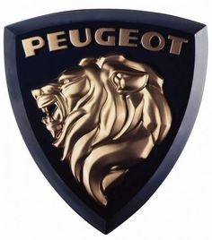 Assorted emblems specific to Peugeot. Peugeot 304, Psa Peugeot Citroen, Luxury Car Logos, Luxury Cars, Auto Retro, Retro Cars, K100 Bmw, 308 Gti, Peugeot France