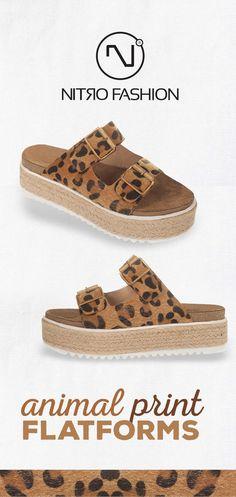 #handmade #leopard #flatforms #madeingreece #nitrofashion Sandals, Summer, Handmade, Shoes, Fashion, Moda, Shoes Sandals, Summer Time, Hand Made