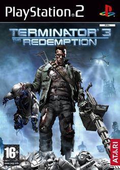 Game PC Rip - Terminator 3: Redemption [NTSC] [Inglés] PS2