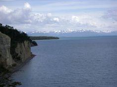 Lago Fagnano, Tolhuin