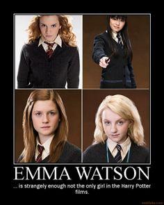 Emma Watson isn't the only girl