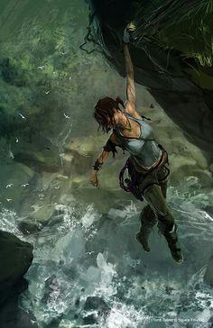 Tomb Raider #tombraider #raider #tomb #laracroft #croft #lara #ladycroft #lady #adventure #reborn #action