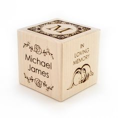 Personalized Infant Memorial Gift Stillborn Born by Koobik on Etsy