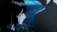 last scene fumito&saya. I don't really ship them but I fell a little sad.