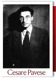 """Cesare Pavese. The autor of """"The moon and the bonfires"""""""
