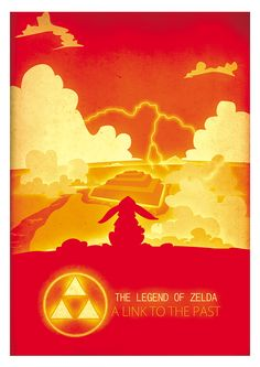 The Legend Of Zelda A link to the past; Link turned into a bunny in the dark world Legend Of Zelda Poster, Video Game Art, Video Games, The Dark World, High Fantasy, Twilight Princess, To Infinity And Beyond, Geek Out, Nerdy