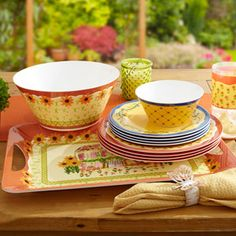 Using a coordinated Pistoulet Melamine Tray makes this transition much simpler, while adding a stylish accessory to the melamine dinnerware set! Melamine Dinnerware Sets, Melamine Tray, Freeze, Rustic Chic, Cheryl