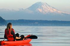15 Adventures to Knock off Your Seattle Bucket List: From backpacking to paddling, it's all Seattle, all year long... Adventure Awaits!