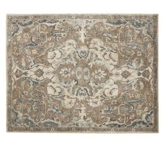 Pottery-Barn-NOLAN-PERSIAN-STYLE-RUG-9-x-12-NEUTRAL-BRAND-NEW-AUTHENTIC