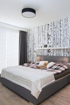 .kobieca sypialnia - Agnieszka Żyła Art of Home - e-aranżacje.pl