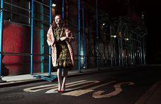 "LOVE Magazine #7 ""Prada Archive"" Feat. Amber Valletta, Natasha Poly, Elise Crombez, Guinevere van Seenus & Karen Elson by Willy Vanderperre"