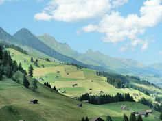 Adelboden, Switzerland