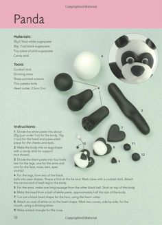 how to panda by Frances McNaughton