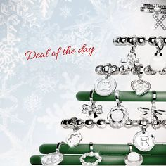 May your Christmas be charming! ♥ My WorLd Silver in argento 925, scegli il tuo bracciale ► http://bit.ly/1jCXkqr ‪#‎GioielliPerLei‬ #‎silverjewelry‬ ‪#‎xmasgifts‬‪#‎fw15‬ ‪#‎madeinitaly‬