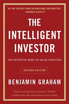 The Intelligent Investor: The Definitive Book on Value Investing. A Book of Practical Counsel (Revised Edition) by Benjamin Graham http://www.amazon.com/dp/0060555661/ref=cm_sw_r_pi_dp_VbUdub0WA9GFK
