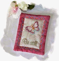 Free BOM Pattern...Be Still