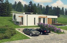 nedávno realizované projekty - Rodinné domy Earthship Home, Recreational Vehicles, Small Houses, Little Houses, Tiny Houses, Small Homes, Camper, Tiny Homes, Campers