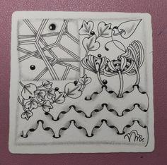 Zentangle, Le Club, Doodle, Board, Zentangle Patterns, Zentangles