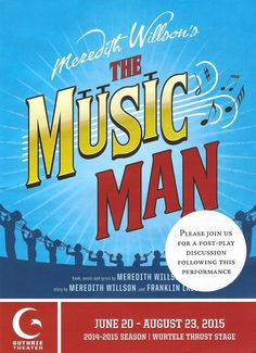 The Music Man at the Guthrie