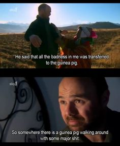"If you dont watch ""An Idiot Abroad"" you need to start. it is pee in your pants funny."