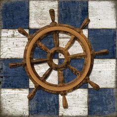Ship Wheel (Mollie B)