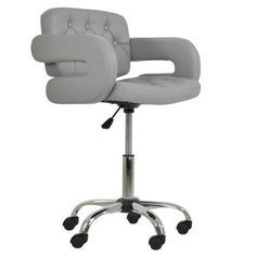 buy melbourne gas lift office chair - black at argos.co.uk - your