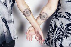 Signification tatouage mandala, origines et influences sur la spiritualité