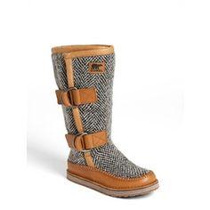 SOREL 'Chipahko' Wool Blend Boot - Polyvore