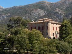 Pablo Picasso's Château de Vauvenargues, Aix-en-Provence, France