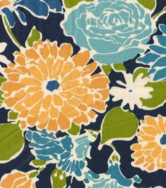 Keepsake Calico Fabric-Jovial Azure: keepsake calico fabric: quilting fabric & kits: fabric: Shop | Joann.com