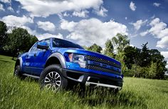 2013 Ford Raptor.. In love! Here's my truck but in black n teal!!!
