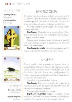 Tarot Celta, Manual, Spirituality, Celtic Crosses, Legends, Textbook