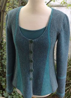 Mermaid #knit #free_pattern #Drops
